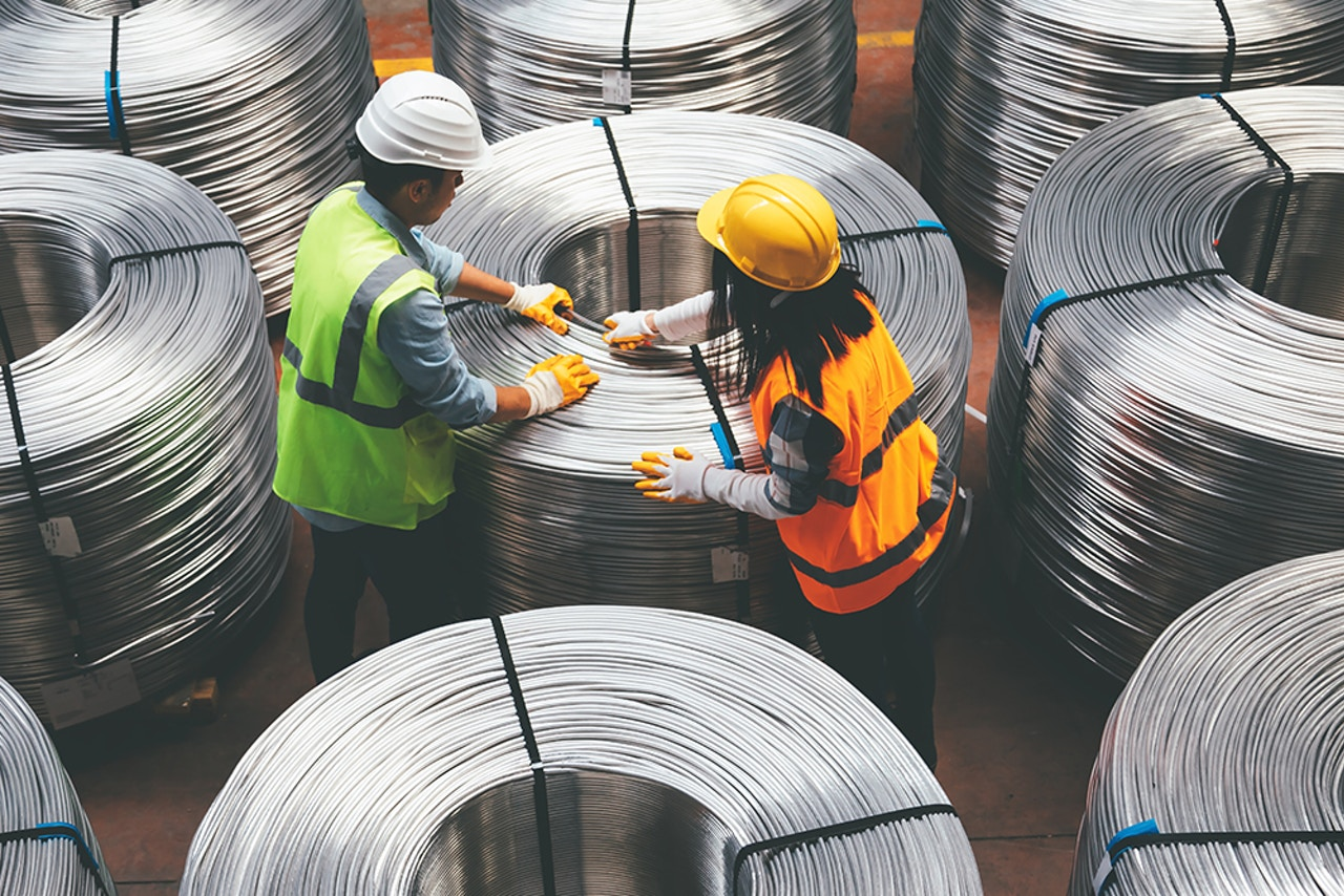 Custom manufacturing - Coiled wire springs, wireforms and components