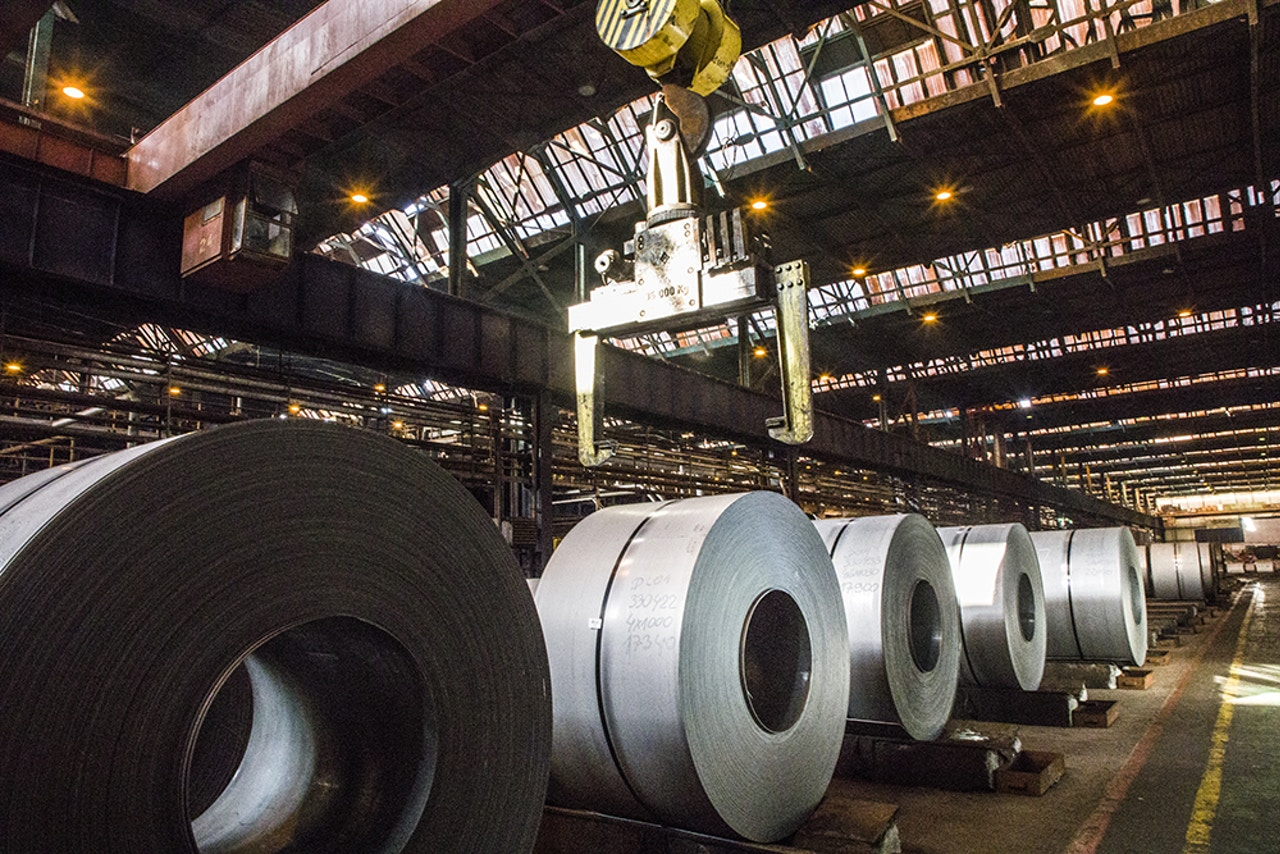 Custom manufacturing - Sheet steel components