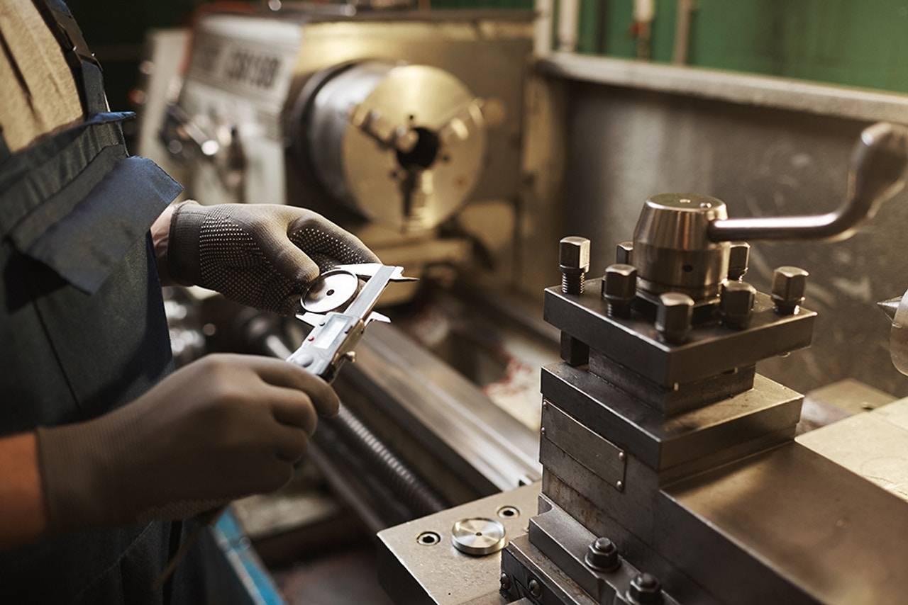 Metal component manufacturing - Precision & quality assurance