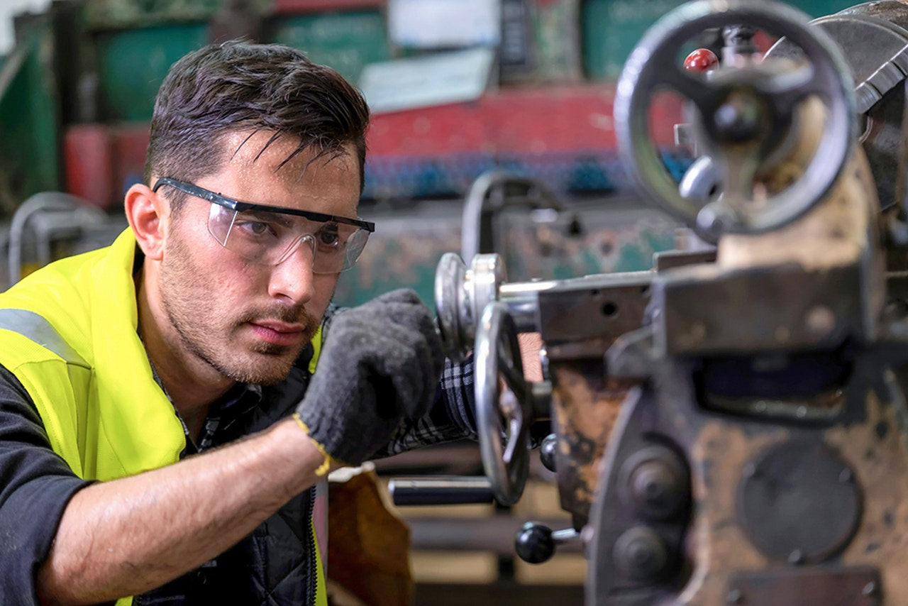 Industrial manufacturing - Quality & precision