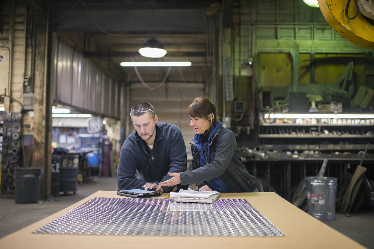 Industrial manufacturing - Quality and engineering support