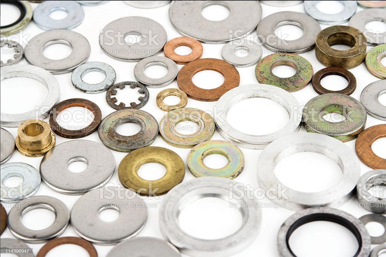 Various Metal Washers
