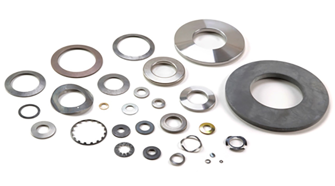 MW Components - Spring washers - Bellevilles & disc springs