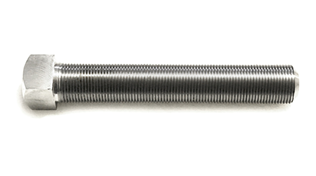MW Components - Square head industrial bolt