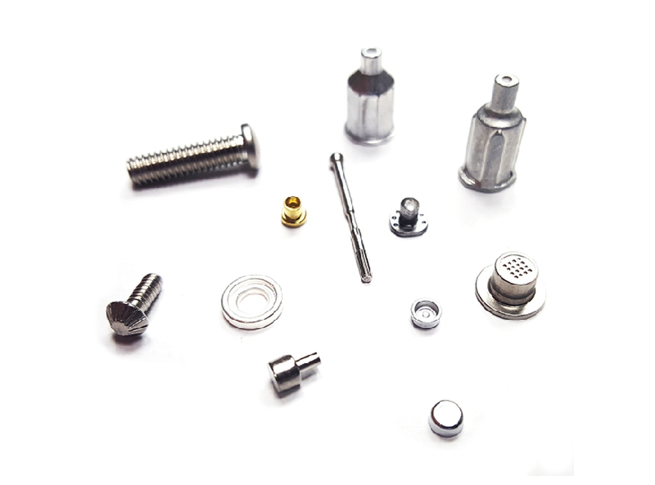 Precision components manufacturing - Cold-headed OEM parts