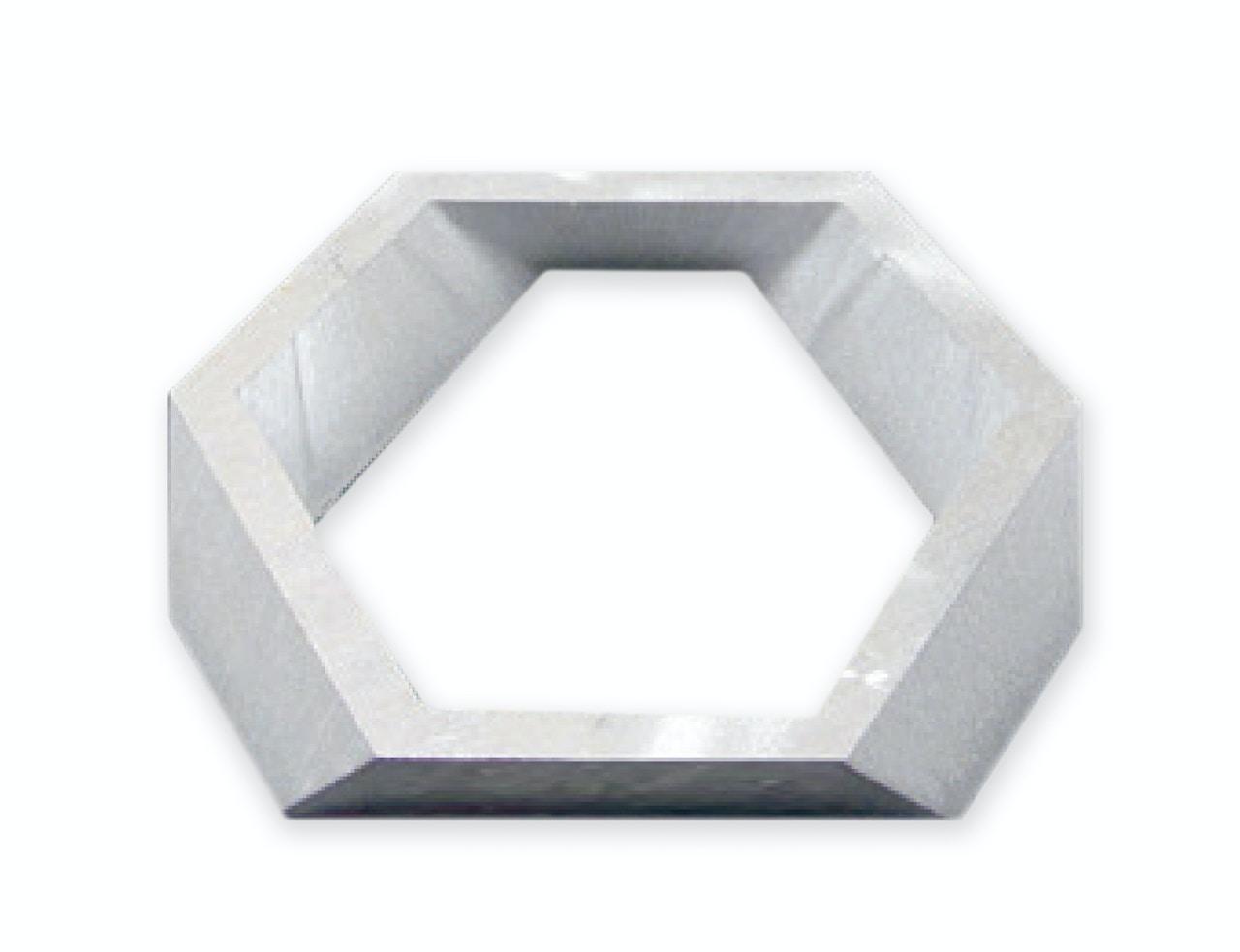 Custom components manufacturing - Plastic shim