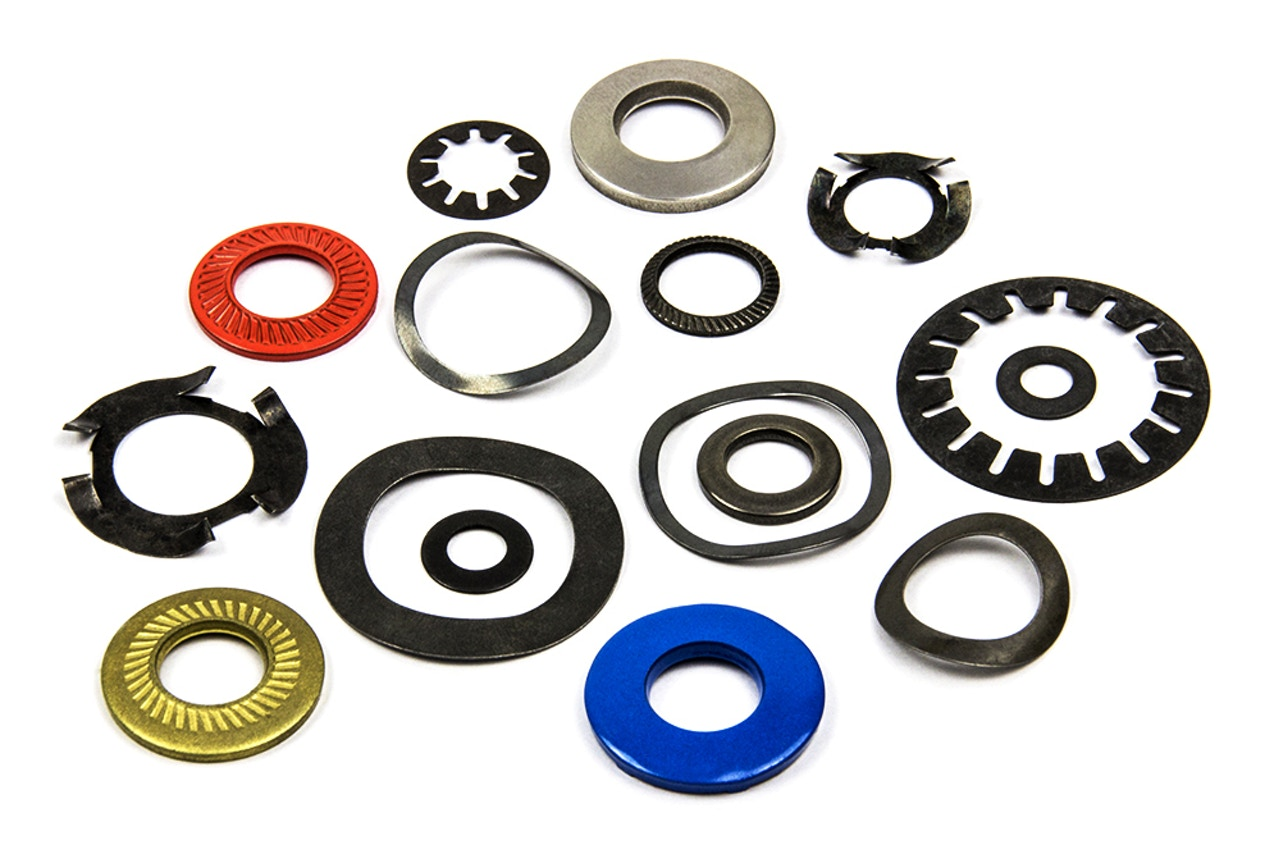 MW Components - Precision disc springs