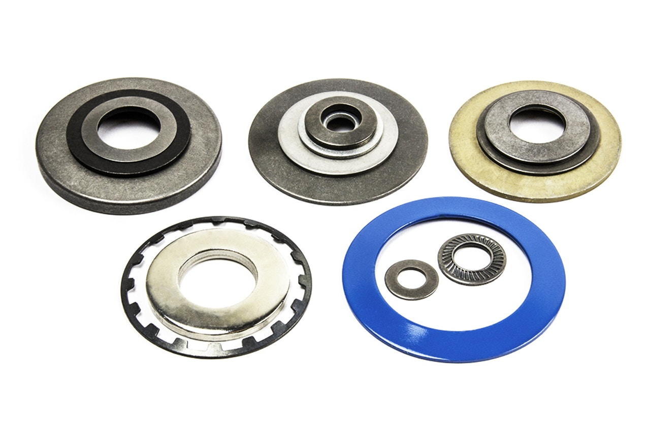 MW Components - Belleville washers & disc springs