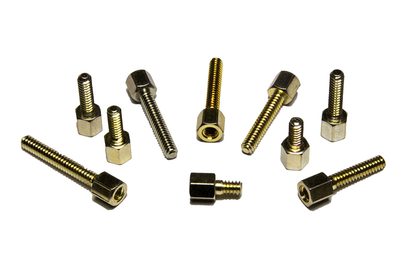 Custom fastener components - Jack screws