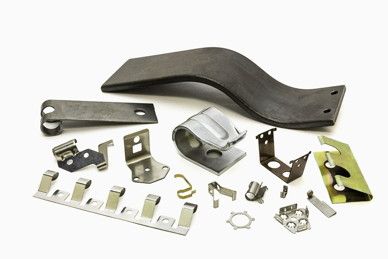 MW Components - Precision metal stampings & parts