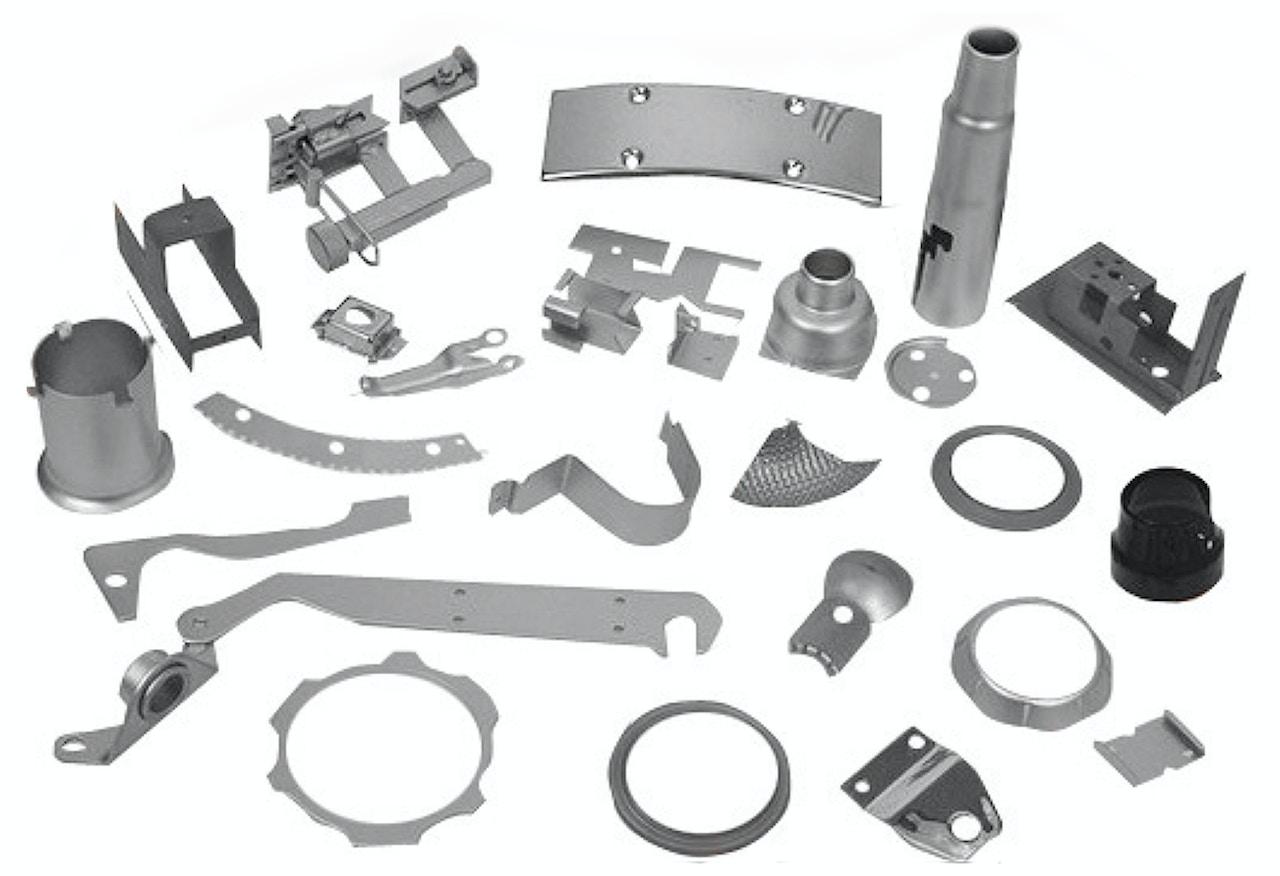 Custom components & assemblies