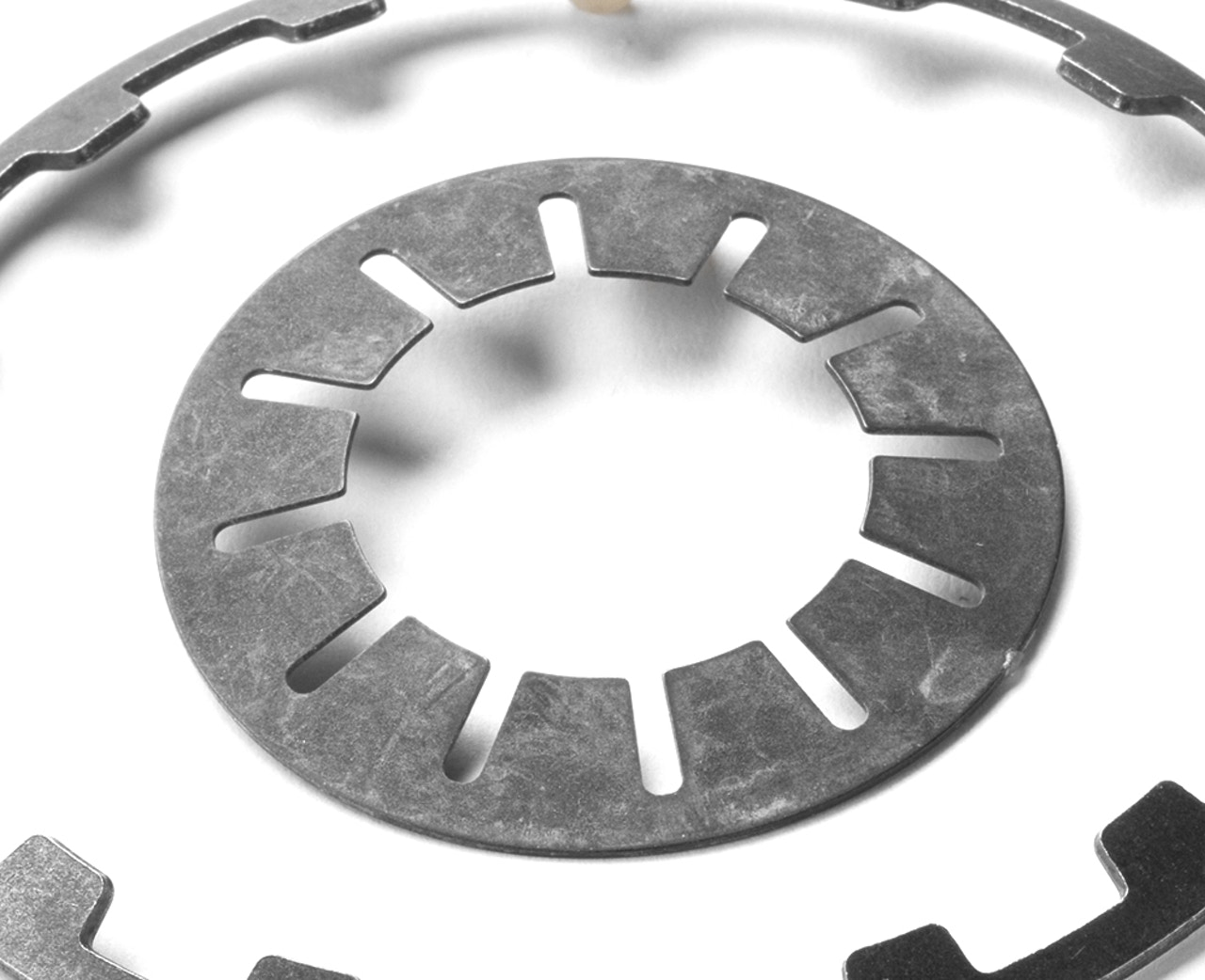 Precision components manufacturing - Slotted disc springs