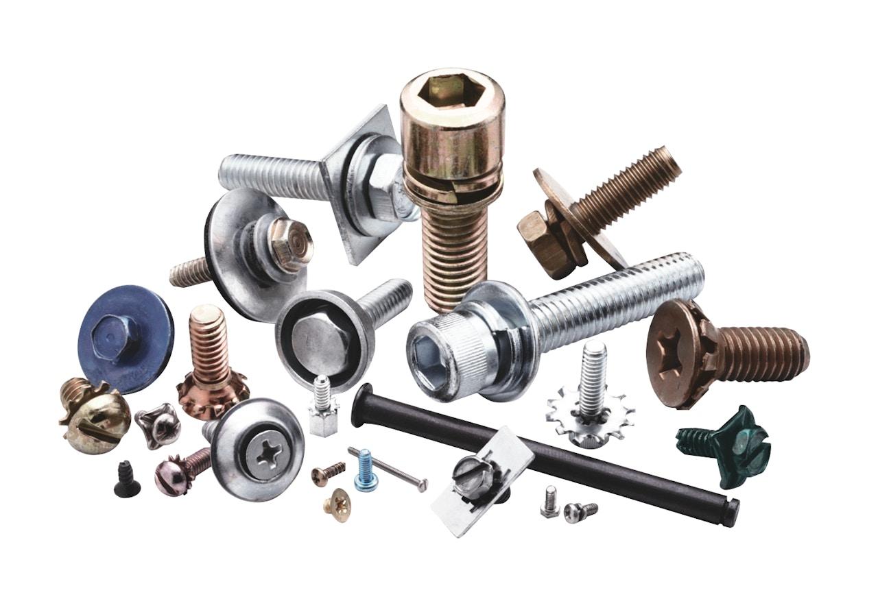 Custom fasteners manufacturing - Pins, SEMs, screws & assemblies