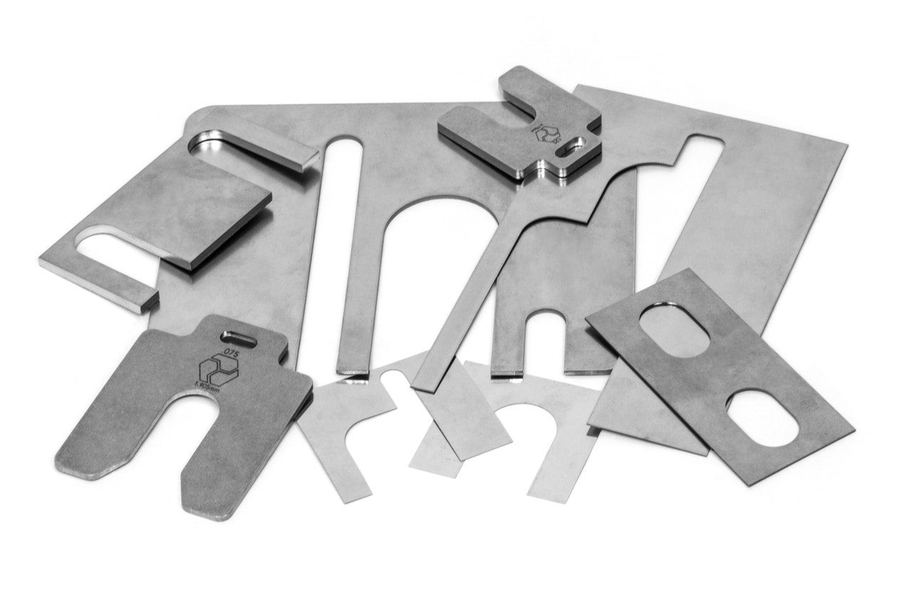 MW Components - Custom industrial shims