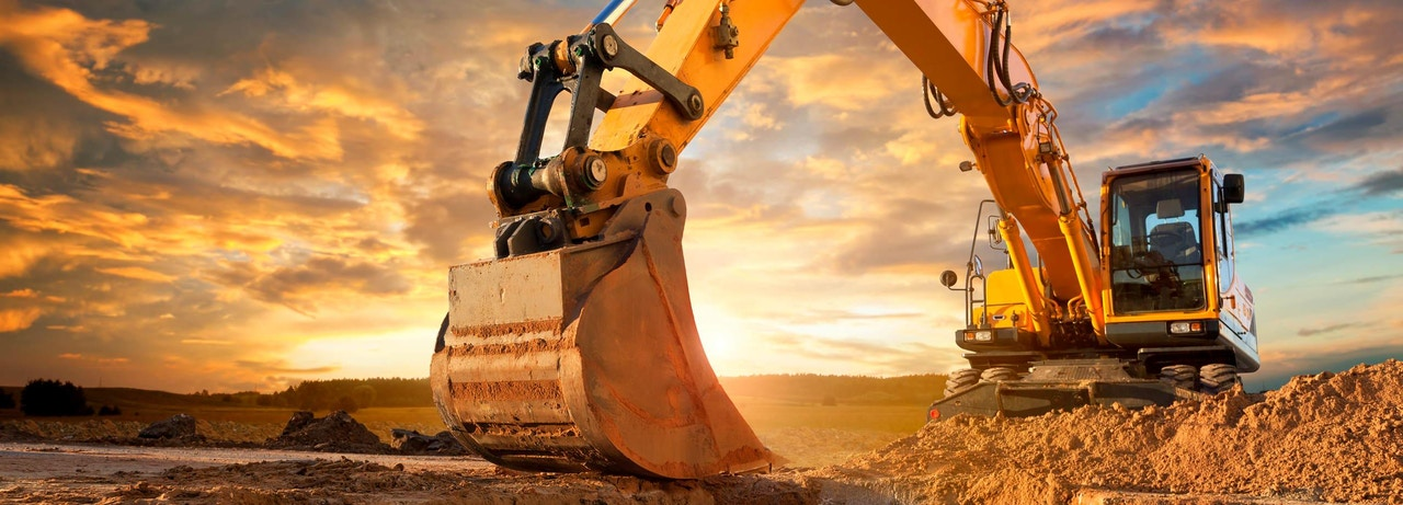 Construction component manufacturing - Heavy equipment parts