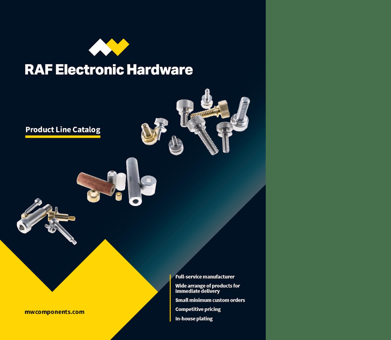 MW RAF Catalog