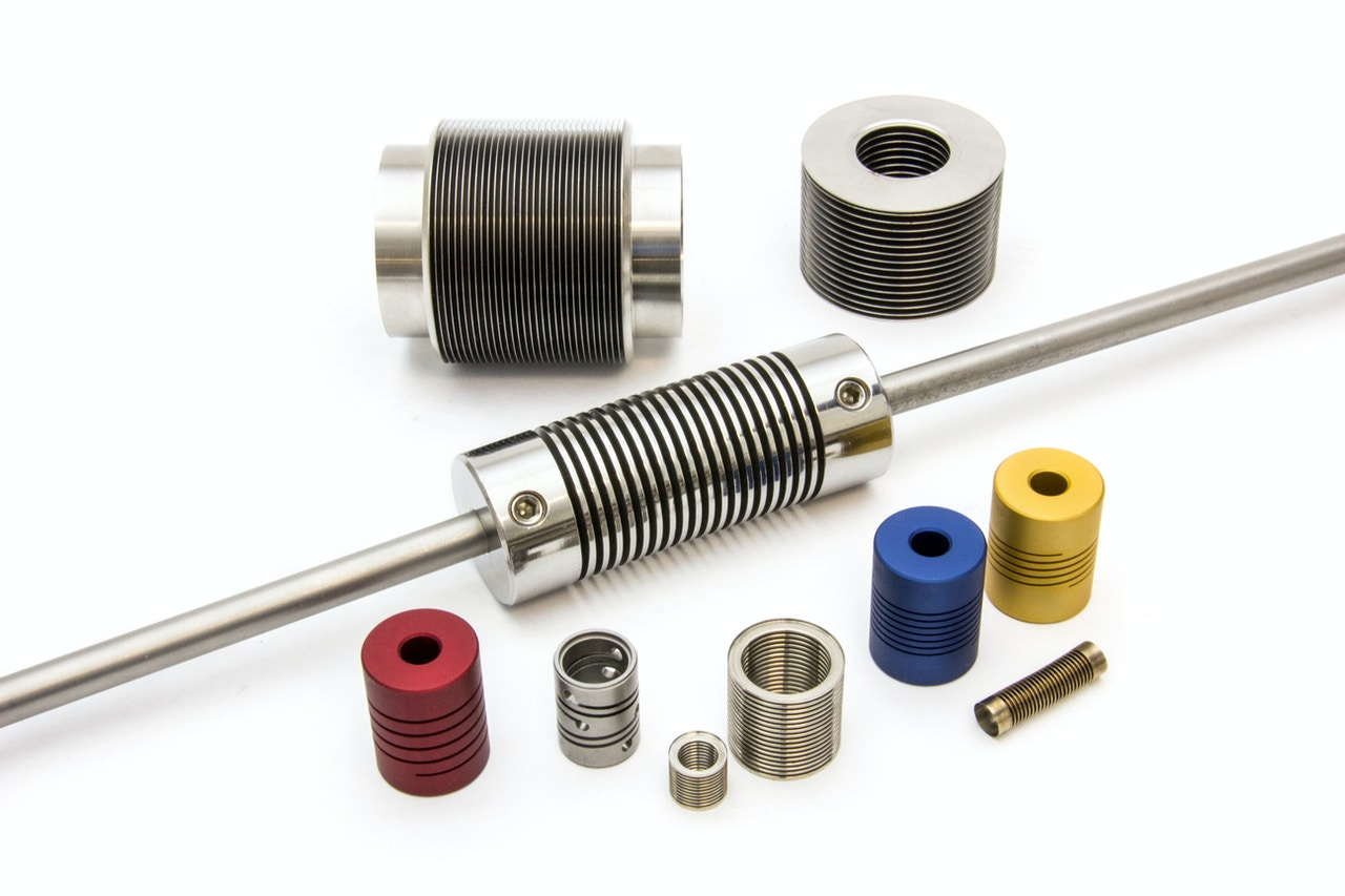 Servometer – Electroformed Bellows & Components   MW Locations   MW