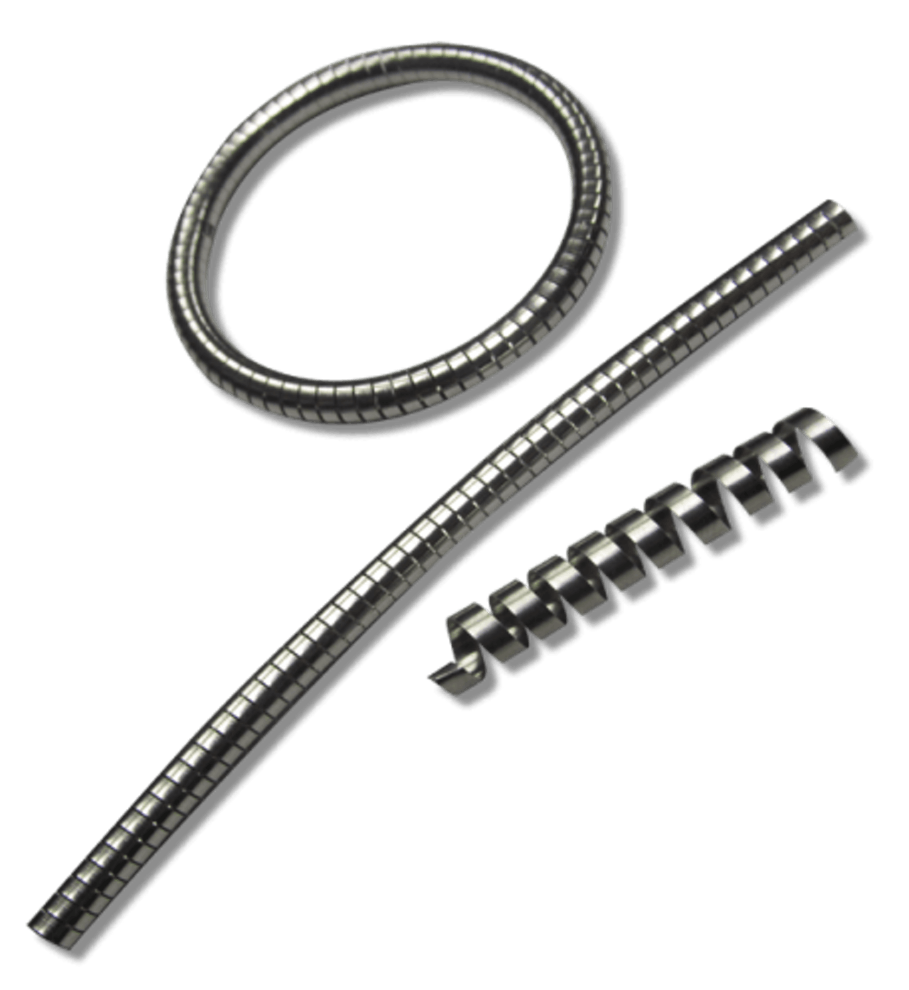 Helical Spring Configurations