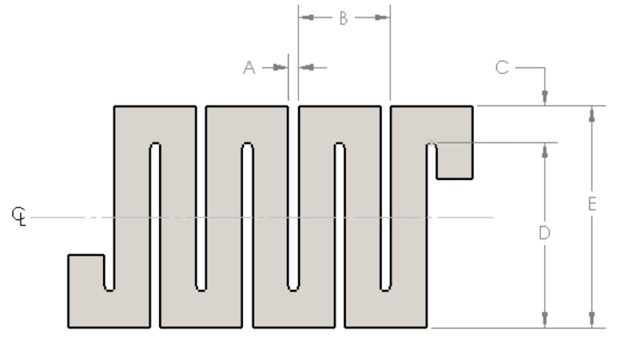 V spring dimensions image
