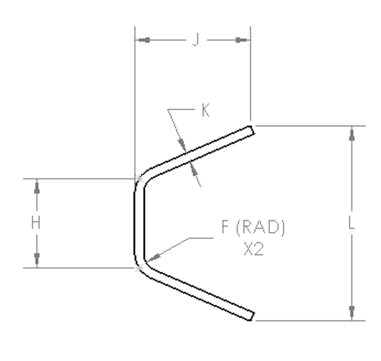 Detached leg Drawing