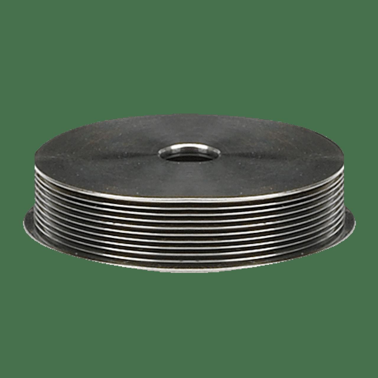 Volume compensator bellows