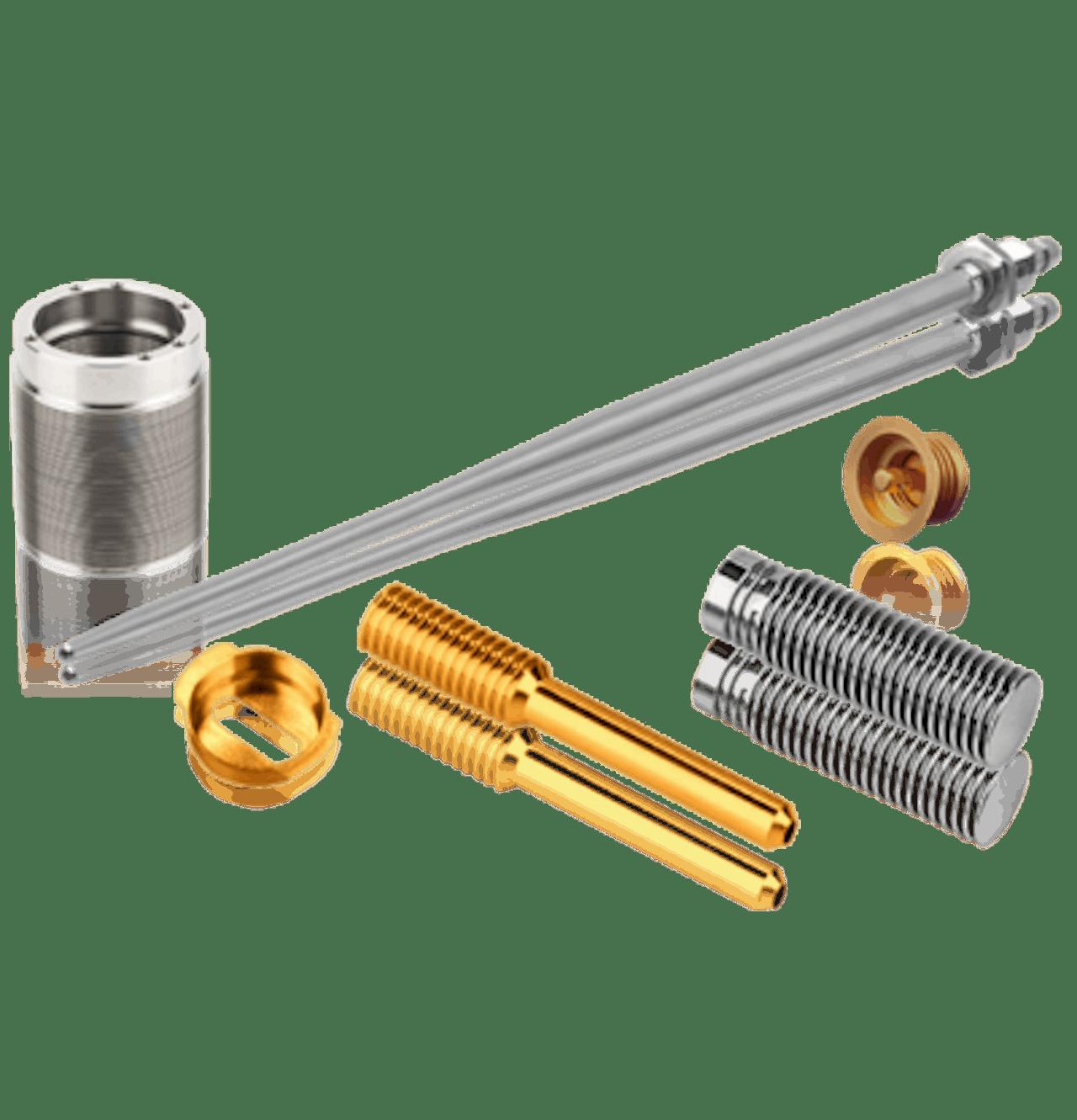 Edge welded medical bellows