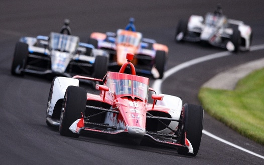 Hyperco's performance components are used in open wheel racing