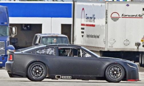 Performance race car