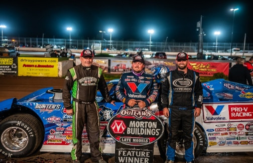 Race team succeeds with Hyperco parts