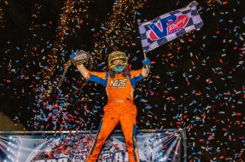 NASCAR winner