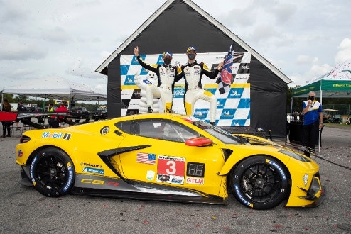 Performance race cars leverage Hyperco components